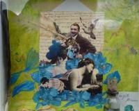 ich-schreibe-dir-mit-gruener-tinte-30x30cm-2011-collage