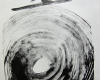 lithograghie-1997-die-seiltaezerin